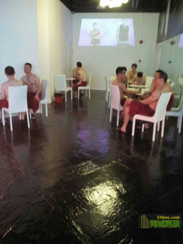 大连同志浴池的亲身经历