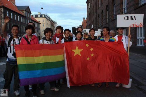 CNN:发展迅猛的中国同志运动