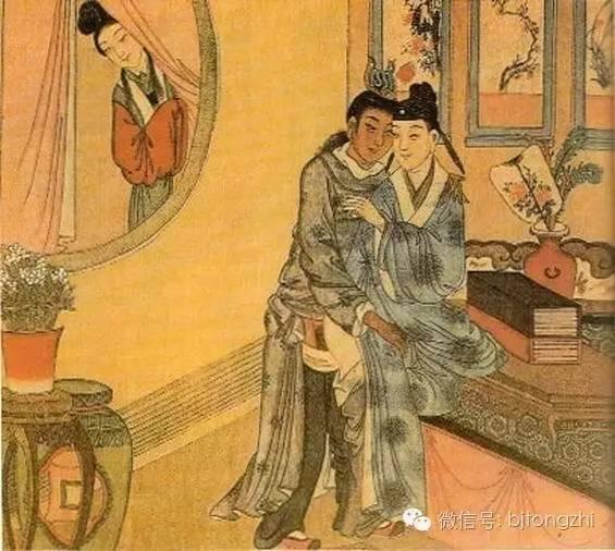 中国古代的同性恋生存状态