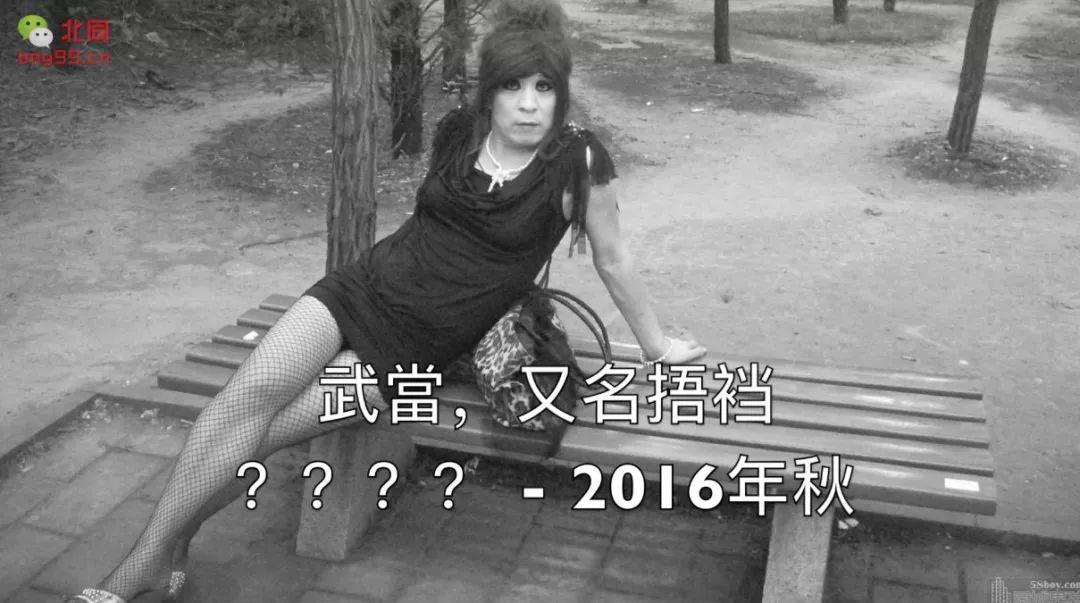 G公园名媛野史续:破解武当消失之谜、有钱为何流浪?