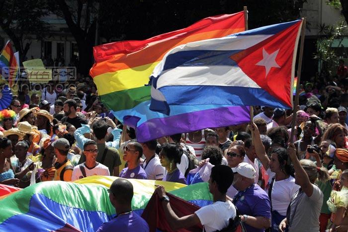 一个进步,古巴刚通过的新宪法禁止性倾向歧视