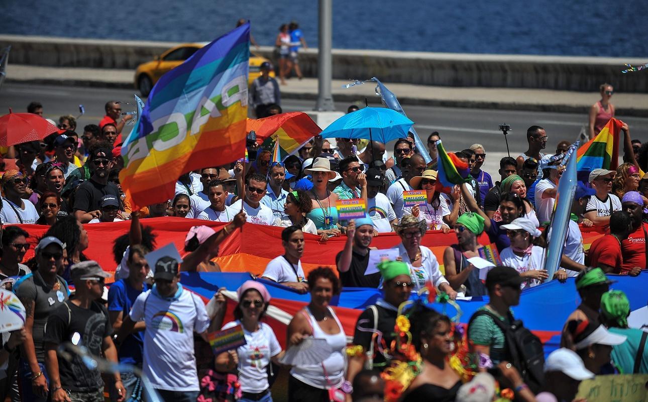 一个进步,古巴刚通过的新宪法禁止性倾向歧视-男孩久久网