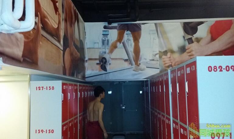 """""""基情飞扬""""的同志浴室"""